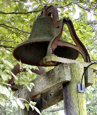 Old Chapel Bell with sound